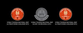 syrah-medale