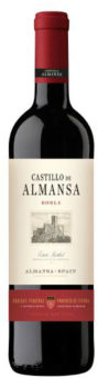 Castillo de Almansa Roble 2016