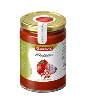 Sos pomidorowy Arrabbiata - laTorrente - 330g