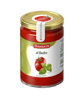 Sos pomidorowy Basilico - laTorrente - 330g