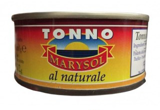 _Tuńczyk w zalewie naturalnej - Amati Srl - 160 g