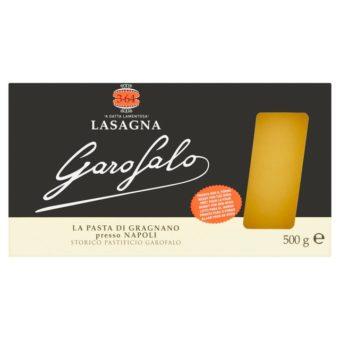Włoski makaron Lasagna - Garofalo 500g