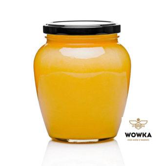 Wowka _ Miod bursztynowy lipowy _1000 g
